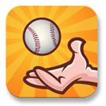 First Pitch Baseball Icon