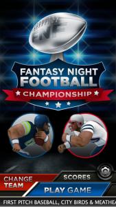 Fantasy Night Football Championship Edition Screenshot 5