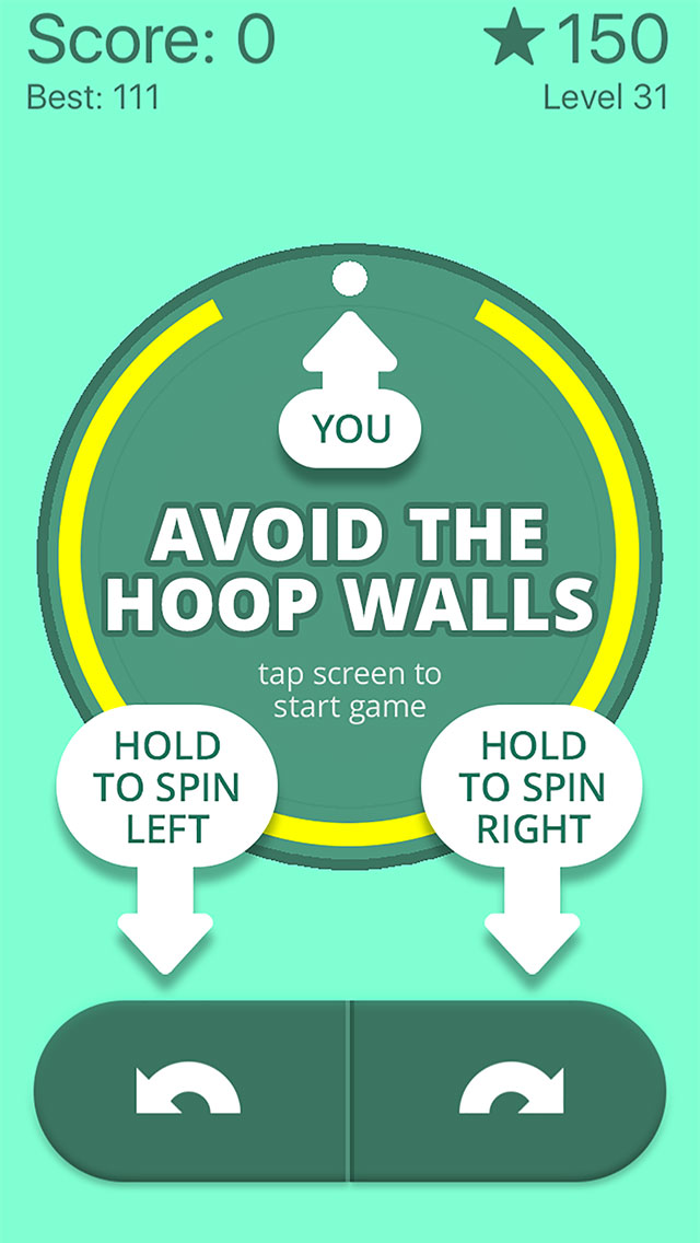Loopy Hoops screenshot 1