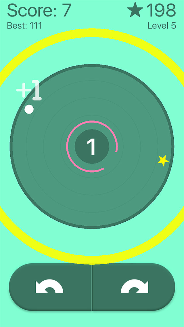 Loopy Hoops screenshot 2