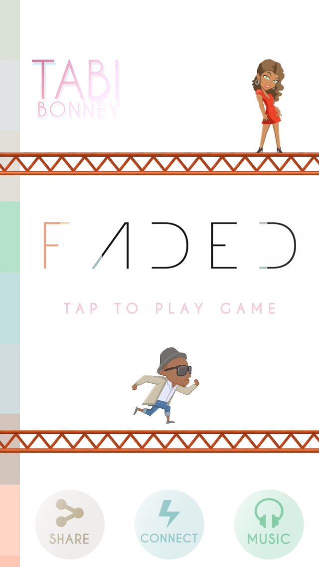 FADED - Tabi Bonney screenshot 1